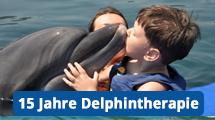 15 Jahre Delphintherapie Zentrum Marmaris
