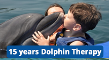 15 Years Dolphin Therapy Centre in Marmaris